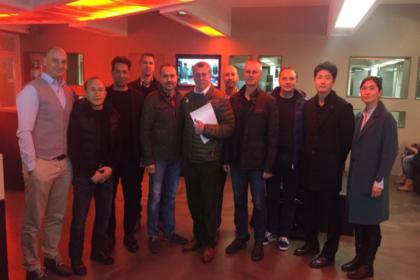 Pressemitteilung: DTU stärkt Taekwondo Bundesstützpunkt in Düsseldorf