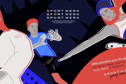Einladung zum Probetraining und Tag der offenen Türen im Sportwerk Young Talents in Pempelfort!