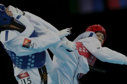 Deutschen Taekwondo-Meisterschaften in Düsseldorf