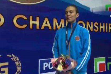 Ionna wird Europameisterin!