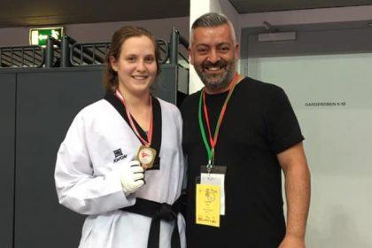 Sportwerkerin wird Austrian Open Meisterin