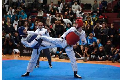 Sportwerk setzt Maßstäbe bei deutscher Taekwondo-Meisterschaft